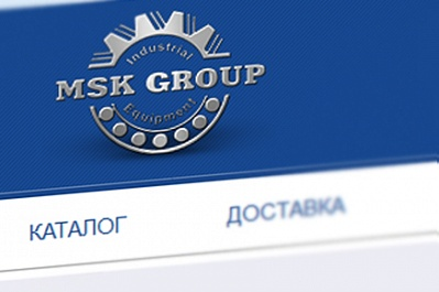 "Corporate website for the ""MSK GROUP"" company"